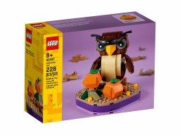 LEGO 40497 Halloweenowa sowa