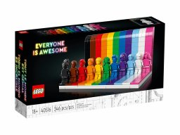LEGO Każdy jest wspaniały 40516