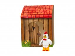 LEGO 5004468 Niezwykła wielkanocna minifigurka LEGO®