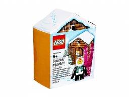 LEGO 5005251 Śniegowa chatka dziewczynki pingwina LEGO®