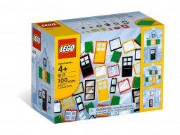 LEGO Drzwi i okna 6117