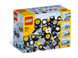LEGO 6118 Koła