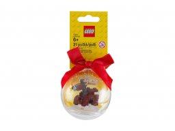LEGO 853574 Świąteczna bombka z reniferem