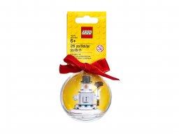 LEGO 853670 Kultowa świąteczna ozdoba z bałwanem