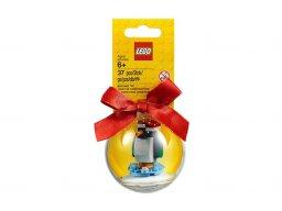 LEGO 853796 Świąteczna ozdoba z pingwinem