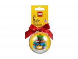 LEGO 853815 Świąteczna ozdoba z prezentami