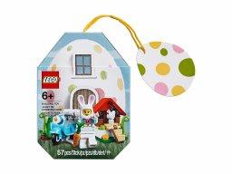 LEGO 853990 Domek zajączka wielkanocnego