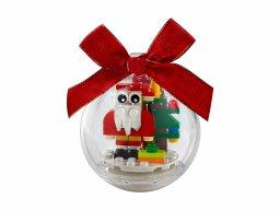 LEGO 854037 Świąteczna bombka z Mikołajem