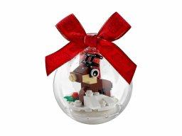 LEGO Świąteczna bombka z reniferem 854038