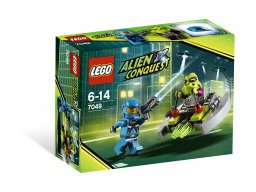 LEGO 7049 Alien Striker