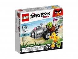 LEGO 75821 Angry Birds™ Ucieczka samochodem świnek