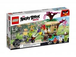 LEGO Angry Birds™ Kradzież jaj na Ptasiej Wyspie 75823