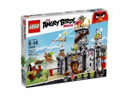 LEGO Angry Birds™ 75826 Zamek świńskiego króla