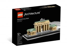 LEGO Architecture Brama Brandenburska