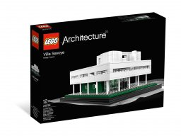 LEGO 21014 Architecture Willa Savoye