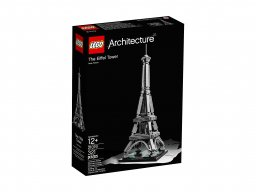 LEGO 21019 Architecture Wieża Eiffla