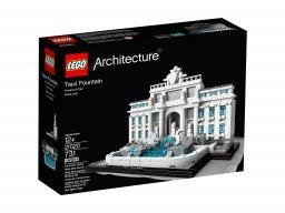 LEGO 21020 Architecture Fontanna di Trevi