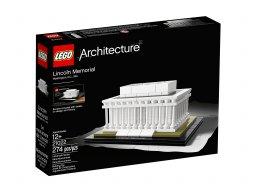 LEGO 21022 Mauzoleum Lincolna