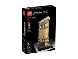 LEGO Architecture 21023 Budynek Flatiron