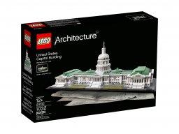 Lego Architecture Kapitol Stanów Zjednoczonych