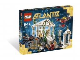 LEGO Atlantis 7985 Atlantyda