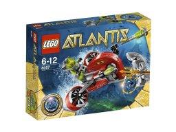 LEGO Atlantis Niszczyciel 8057