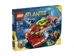 LEGO Atlantis 8075 Transportowiec Neptun