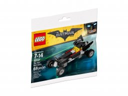 LEGO Batman Movie The Mini Batmobile