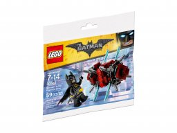 LEGO 30522 Batman Movie Batman™ i dozorca strefy fantomowej