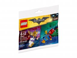 LEGO 30607 Batman Movie Dyskotekowy Batman™ Łzy Batmana™