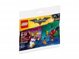LEGO Batman Movie Dyskotekowy Batman™ Łzy Batmana™ 30607