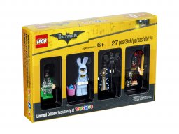 LEGO Batman Movie Bricktober - zestaw minifigurek 5004939