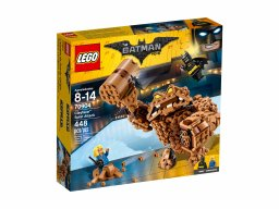 Lego Batman Movie 70904 Atak Clayface'a™