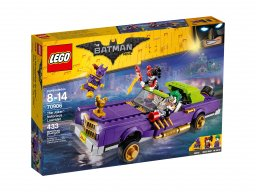 Lego Batman Movie Lowrider Jokera™