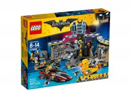LEGO 70909 Batman Movie Włamanie do Jaskini Batmana