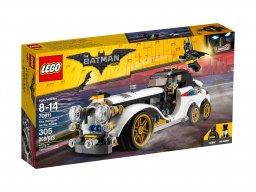 LEGO Batman Movie Arktyczny samochód Pingwina™ 70911