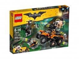 LEGO Batman Movie 70914 Bane™ - atak toksyczną ciężarówką