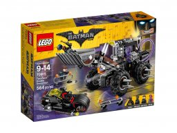 LEGO 70915 Dwie twarze i podwójna demolka