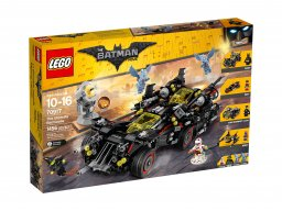 LEGO Batman Movie Super Batmobil