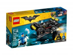LEGO Batman Movie Łazik piaskowy Batmana 70918
