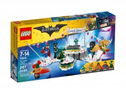 LEGO 70919 Impreza jubileuszowa Ligi Sprawiedliwości