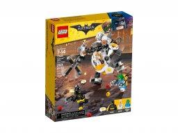 LEGO Batman Movie Mech Eggheada i bitwa na jedzenie 70920