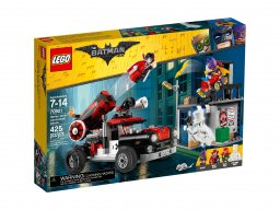 Lego Batman Movie Armata Harley Quinn™
