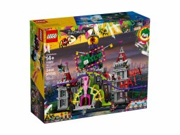 Lego 70922 Batman Movie Rezydencja Jokera™