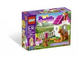 LEGO Belville 7583 Figlarny szczeniak