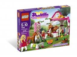 LEGO 7585 Stajnia
