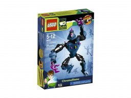 LEGO Ben 10 Alien Force Chromaton 8411