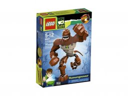 LEGO Ben 10 Alien Force 8517 Gigantozaur