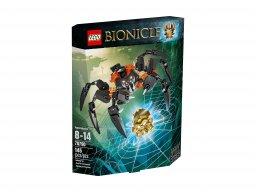 LEGO 70790 Bionicle® Lord Pająków Zagłady