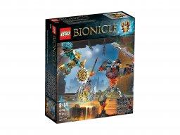 Lego 70795 Bionicle® Twórca Masek kontra Władca Czaszek